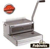 Encuadernadora de Canutillo Fellowes Orion 500