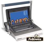 Encuadernadora Wire Fellowes Galaxy